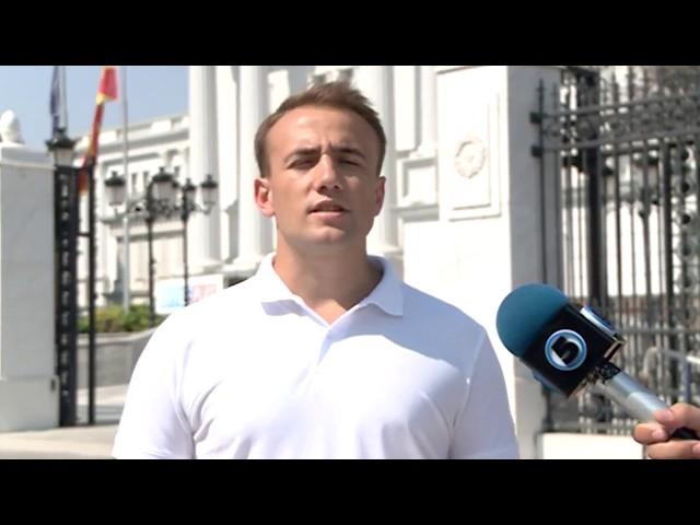 ВМРО ДПМНЕ   Дали спрегата Башановиќ  Обрадовиќ на Заев треба да му донесе уште еден   бомбона бизнис   со продажбата на ЕЛЕМ