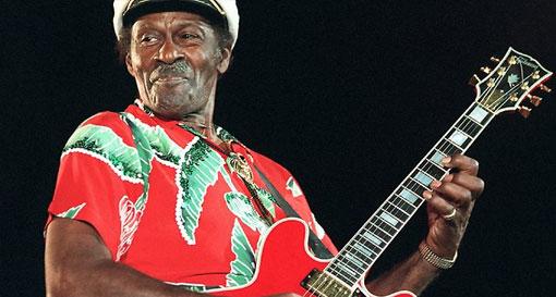 Чак Бери  човекот кој го проби дивиот дух на рок музиката во 50 тите  почина на 90 години