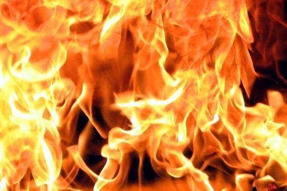 Битком набитый электропоезд горел в Харьковской области