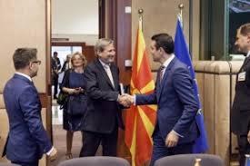 Хан од утре во посета на Македонија