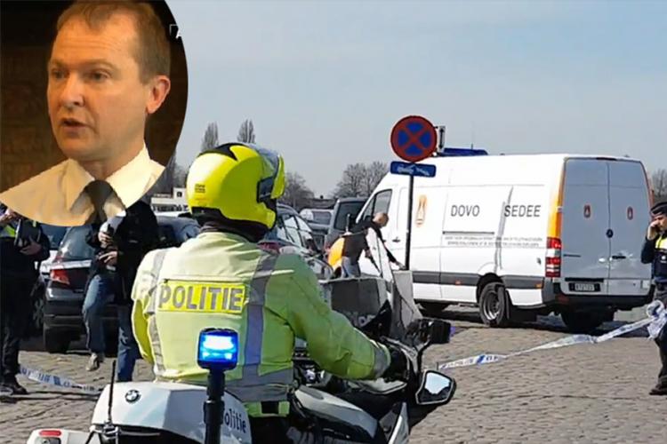 Антверпен  Со автомобил се обидел да влезе меѓу пешаци во шопинг зона