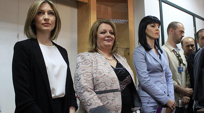 Истраги на СЈО  Табла    Триста   Тотал    Тифани   оштетување на буџетот и даночни затајувања