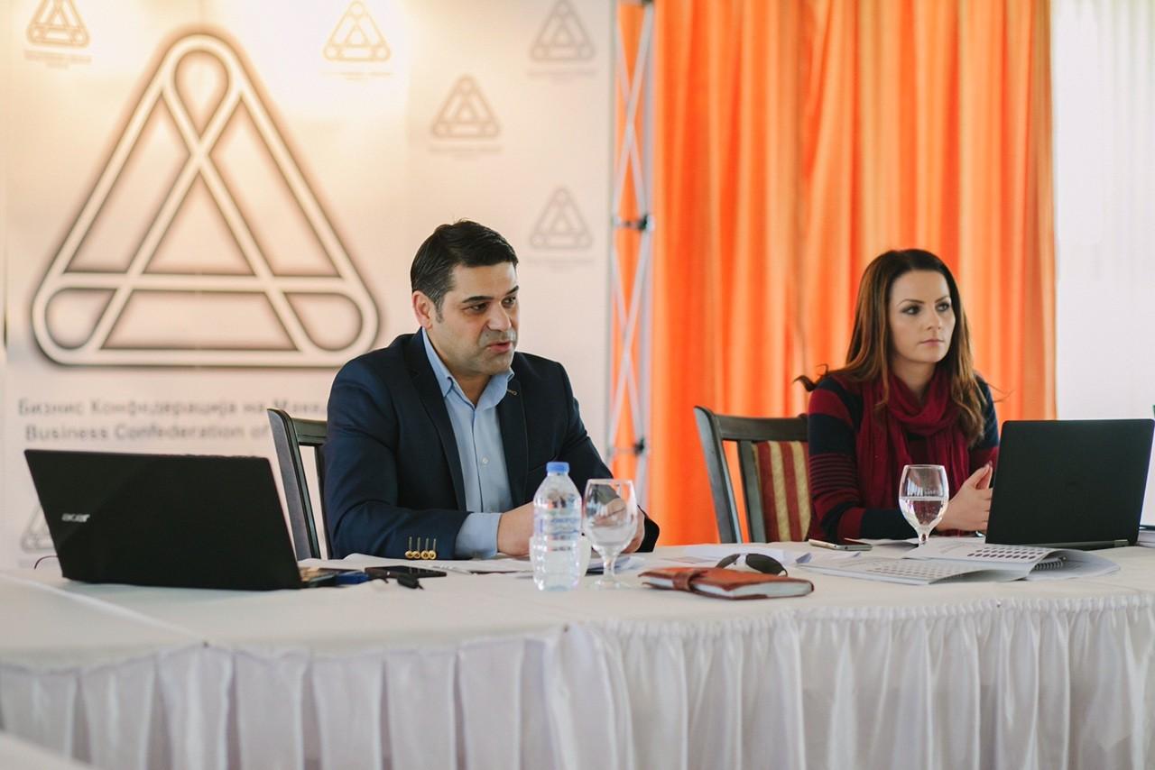 Бошков  Очекуваме кризата да заврши за заеднички да ја креираме економската политика