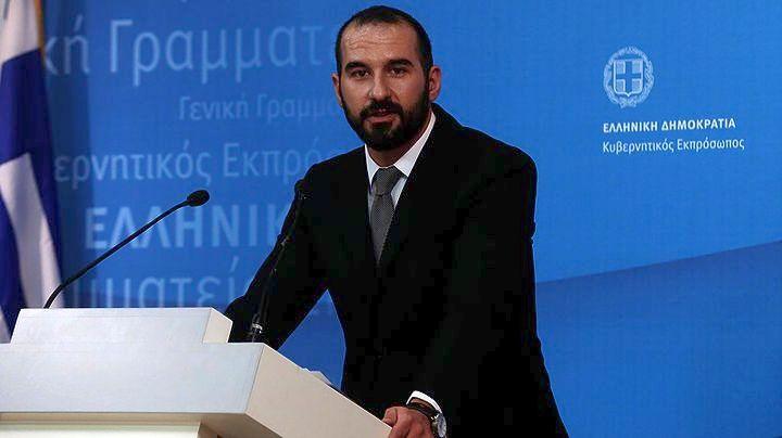 Ѕанакопулос  Од средбата Заев  Ципрас очекуваме напредок кон решение