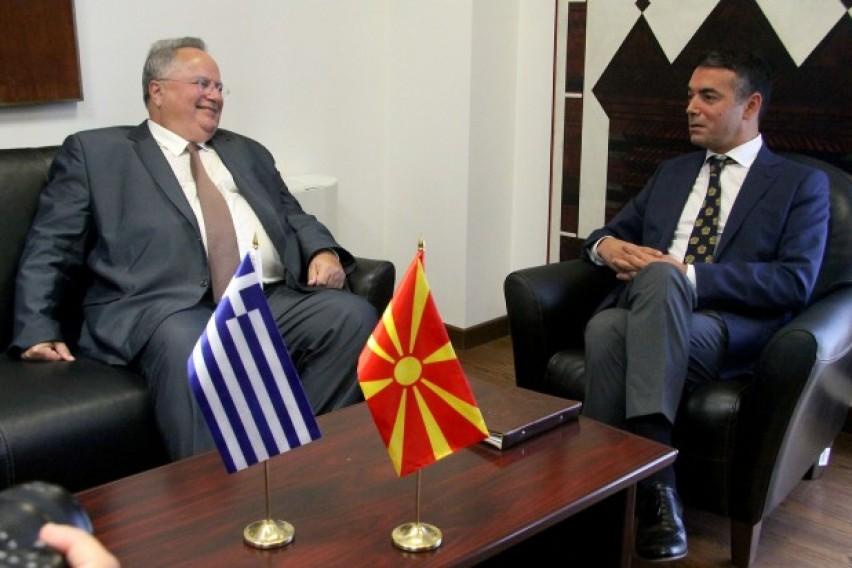 Димитров и Коѕијас преговараат со посредство на Нимиц