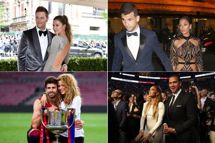 Спортски ѕвезди во сенка на поубавите половини