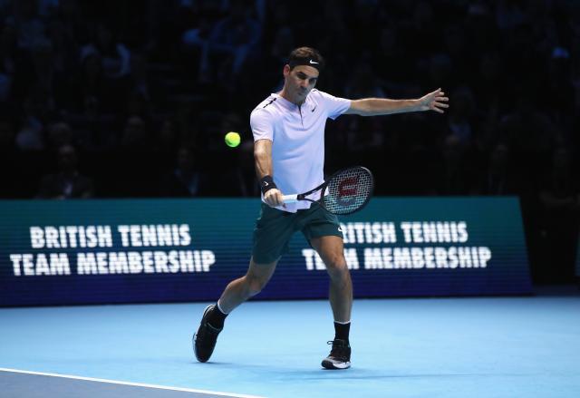 Федерер со победа над Чилиќ ја заврши групната фаза на Мастерсот во Лондон