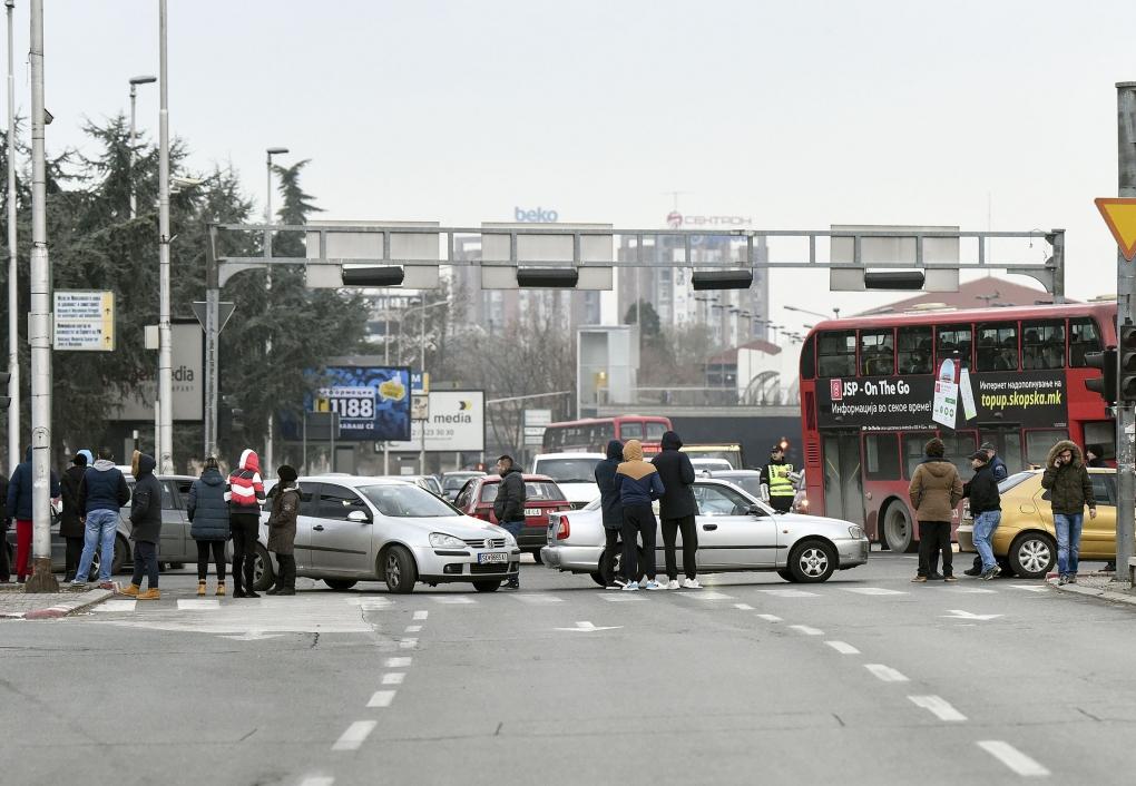 ВМРО ДПМНЕ ќе блокира раскрсници и ќе одржи протест пред Кривичниот суд