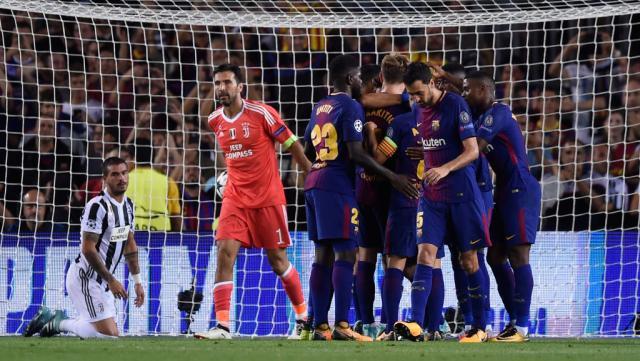 ЛШ  Деби на Ристовски  Барселона убедлива против Јувентус