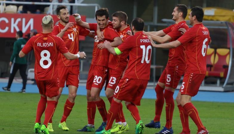 Македонија на 24 јануари ќе ги дознае противниците во Лигата на нации