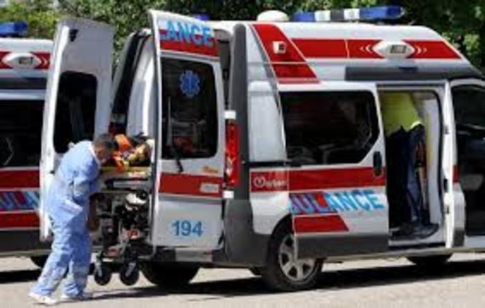 Тешко повреден пешак  викендот 24 сообракајќи во Скопје