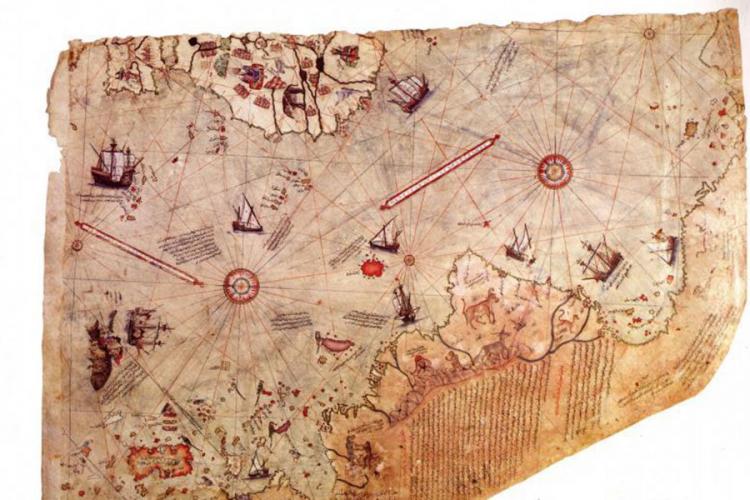 Мистериозна мапа која никој не може да ја објасни