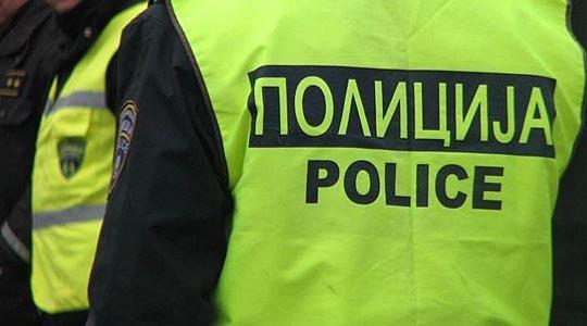 Полициска контрола во обложувалница во Тетово која работела без лиценца