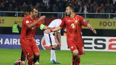Македонија напредуваше 18 позиции на ФИФА рејтинг листата