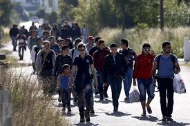 Македонија е само транзитна земја за бегалците