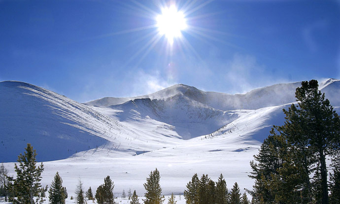 Утре сончево и студено со утринска температура од  20 до  9 и дневна од минус четири до пет степени