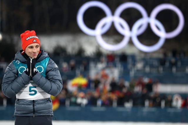 ЗОИ 2018  Френцел го одбрани златото во нордиска комбинација