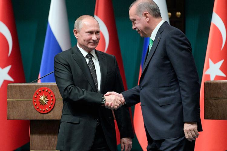 Путин   Ердоган  Израел долева масло на огнот