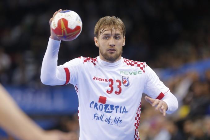 ЕП ракомет 2018  Вардарецот Циндриќ ја предводеше Хрватска до триумф над Исланд