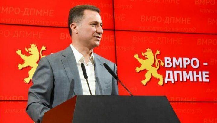 Груевски  Во моментов има внатрепартиска кампања  секогаш некој е незадоволен