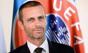 Претседателот на УЕФА  Чеферин гостин на отворањето на новиот капитален објект на ФФМ