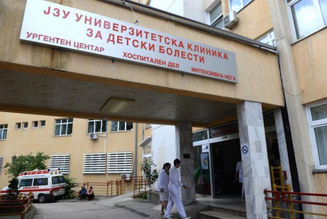 На Детската клиника вработени 20 медицински сестри  наскоро уште толку