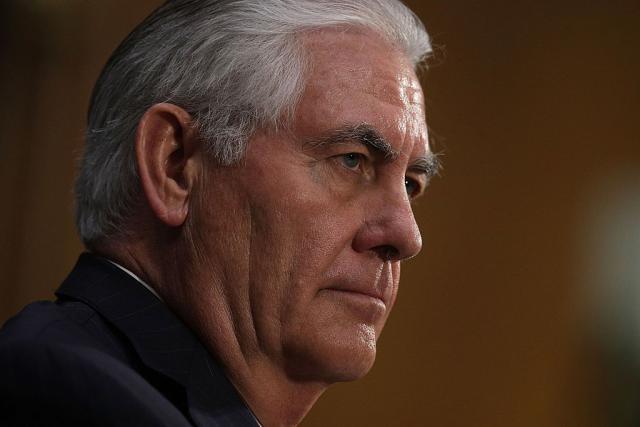 Тилерсон  Коалицијата да се посвети кон целосен пораз на ИД