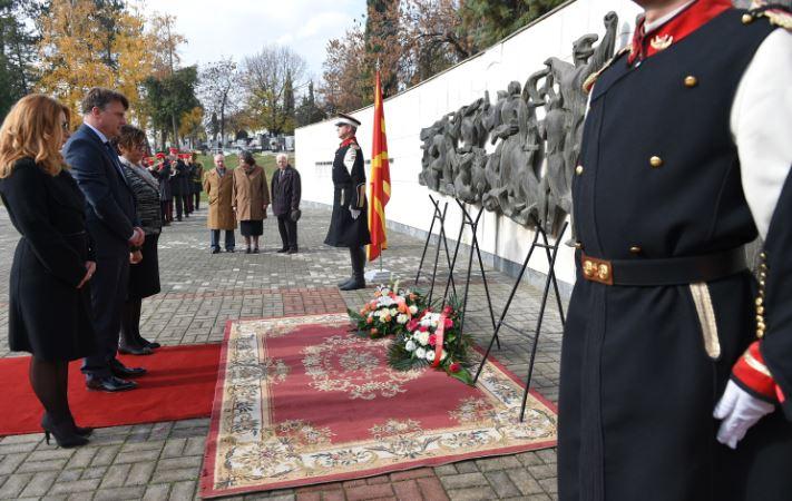 Шилегов  Скопје не смее да ја заборави антифашистичката историја