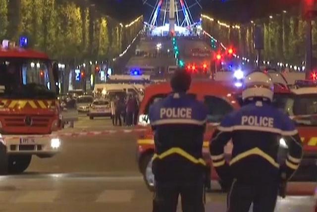 Париз под полициска опсада   откажани завршните митинзи во претседателската кампања