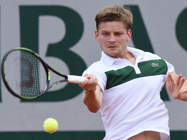Гофин го победи Федерер за финале на Мастерсот во Лондон