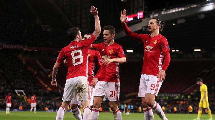 Манчестер јунајтед и Севилја одиграа без голови  Шахтјор со пресврт ја совлада Рома