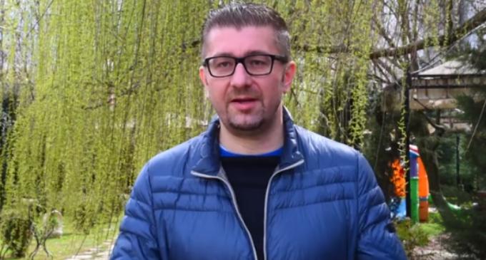 Мицкоски од Вељуса  Минуваат 10 месеци на понижувања  урнисување на претходно изграденото