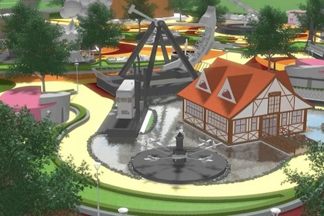 Ќе се гради нов забавен парк во Скопје