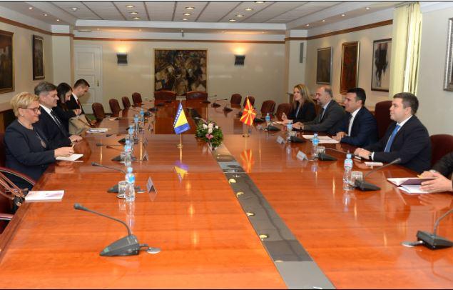 Заев Звиздиќ  Преку унапредување на соработката до побрзо членство во ЕУ