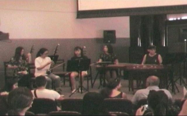 Кинески музичари ја развиваат соработката со македонски фолклорни групи