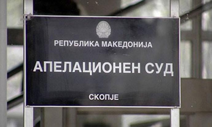 Aпелација одлучи   притворените за 27 април остануваат во Шутка