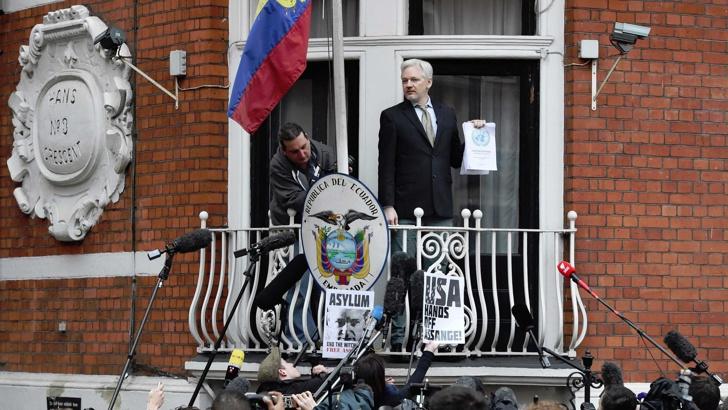 САД ќе го апси Џулијан Асанж основачот на Викиликс