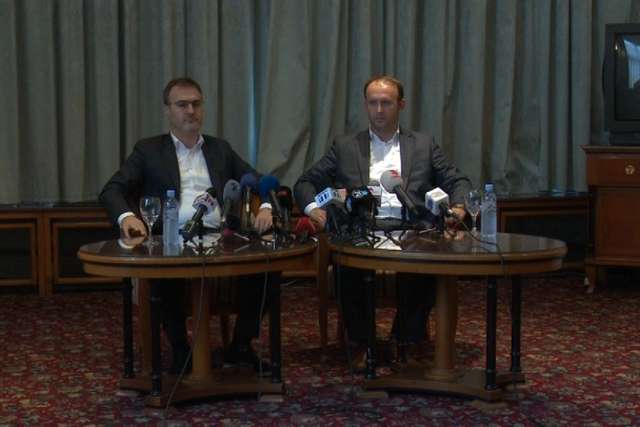 БЕСА и Алијанса со договор за меѓусебна поддршка во вториот круг за градоначалници