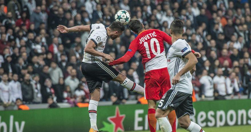Бешикташ обезбеди осминафинале во Лигата на шампионите