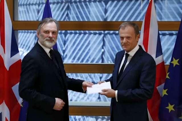 Прв ден по Брегзит  Остри тонови меѓу Британија и ЕУ