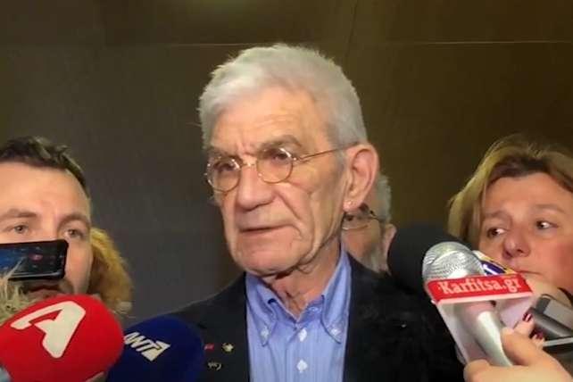 Солунскиот градоначалник Јанис Бутарис не го издржа притисокот на јавноста