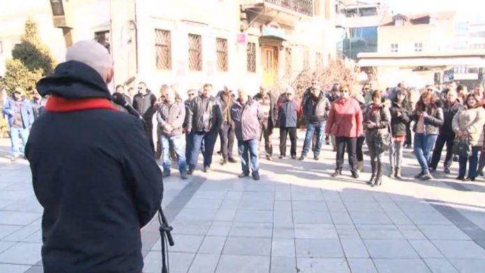 Мирен протест во Битола против промена на името