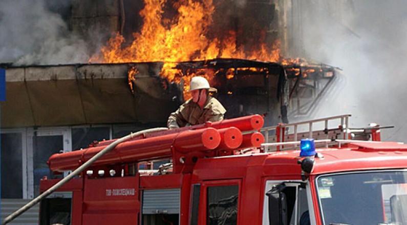 Пожар во подрумски простории во Кавадарци  нема повредени