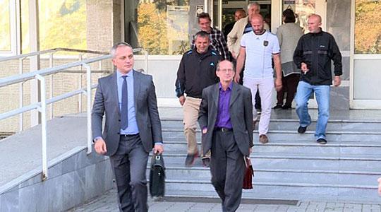 СЈО се откажа од обвинителниот акт за  Сопот