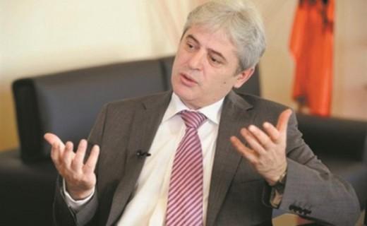 Ахмети  Без прифаќање на платформата на Албанците тешко до формирање влада