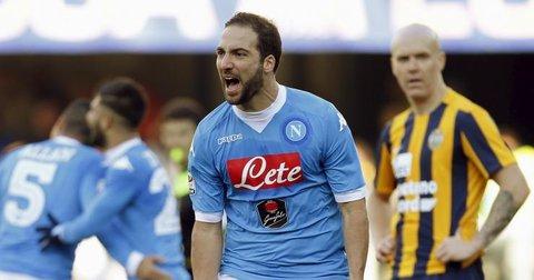 Наполи прв четвртфиналист во италијанскиот куп