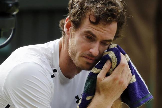 Енди Мари запрен во 1 8 финалето во Монте Карло
