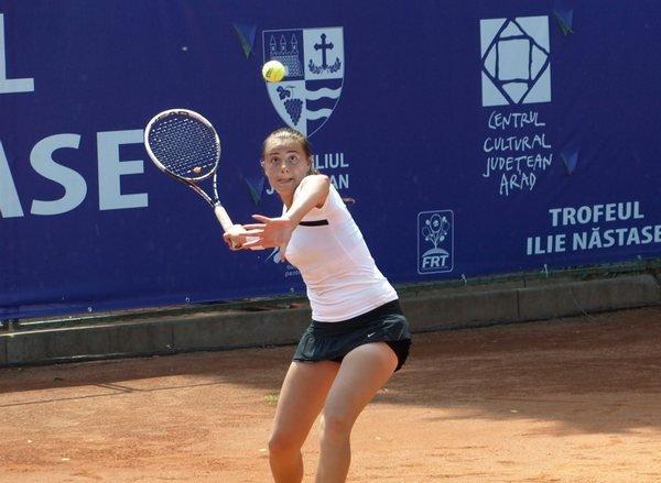Лина Ѓорческа поразена во финалето на турнирот во Тунис