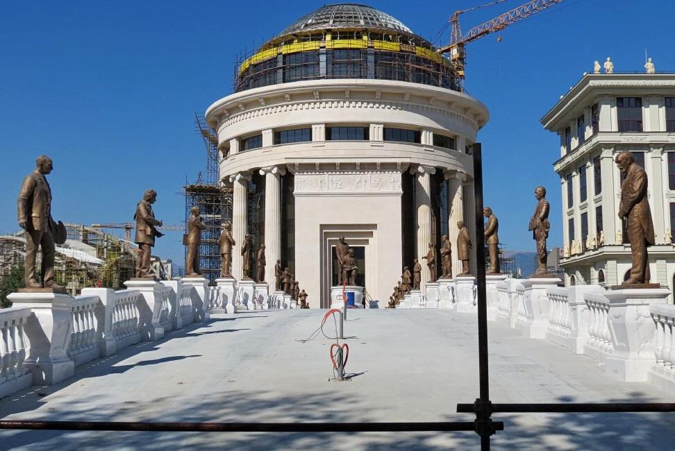 Јавно обвинителство  Се расветлуваат нередите во Собранието на Република Македонија