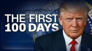Трамп по 100 дена владеење  За медиумите дава слаба оценка  за администрацијата петка